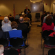 About 50 people attended Taylorsville Mayor Larry Johnson's State of the City address. (Carl Fauver)