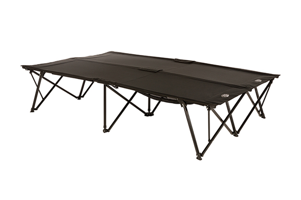 Kamp-Rite Double Kwik-Cot, $129.99 at Kamp-Rite, based locally in Sacramento, kamprite.com