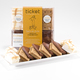 Dulce de Leche S'mores Kit, $19 at Ticket Chocolate, made locally in Loomis, ticketchocolate.com