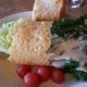 The Kinderhook salad at the Trophy Room at Old Kinderhook