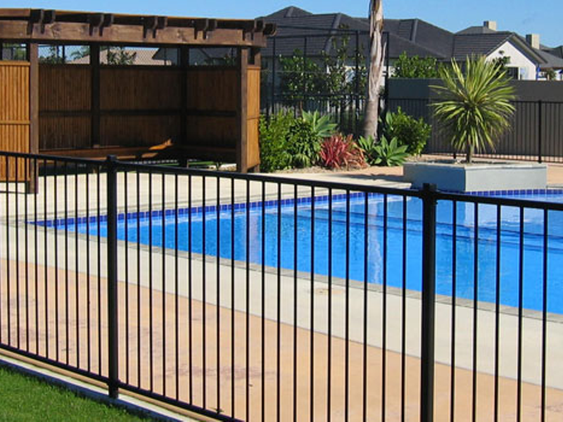 Swimming pool barriers are required safety features ...