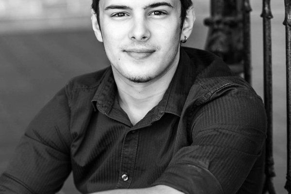 "Chance Cintron, who will perform in Conspiracy Theatre's rendition of ""Women in Jeopardy!"" in the 2017-18 season. Photo courtesy of Alliance for the Arts."