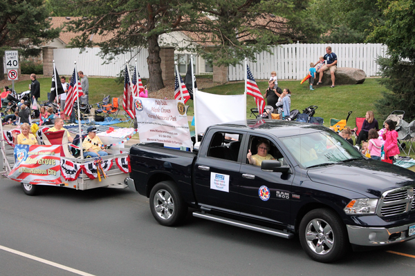 Maple Grove Days Parade 2017 (Photo by Maple Grove Voice)