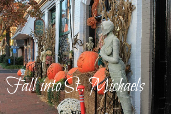 Fall into st. michaels