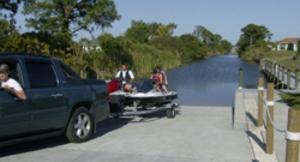 BMX Boat Ramp - Cape Coral FL