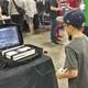 Jakob Flanigan plays the latest Xbox One games. (Keyra Kristoffersen/City Journals)