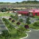 A rendering of the new Real SL Academy High School. (Ryan Marchant/Real SL Academy High School)