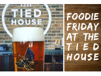 Foodie friday food truck craft beer wildcard brewing tied house redding california