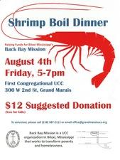 Medium shrimp 20boil