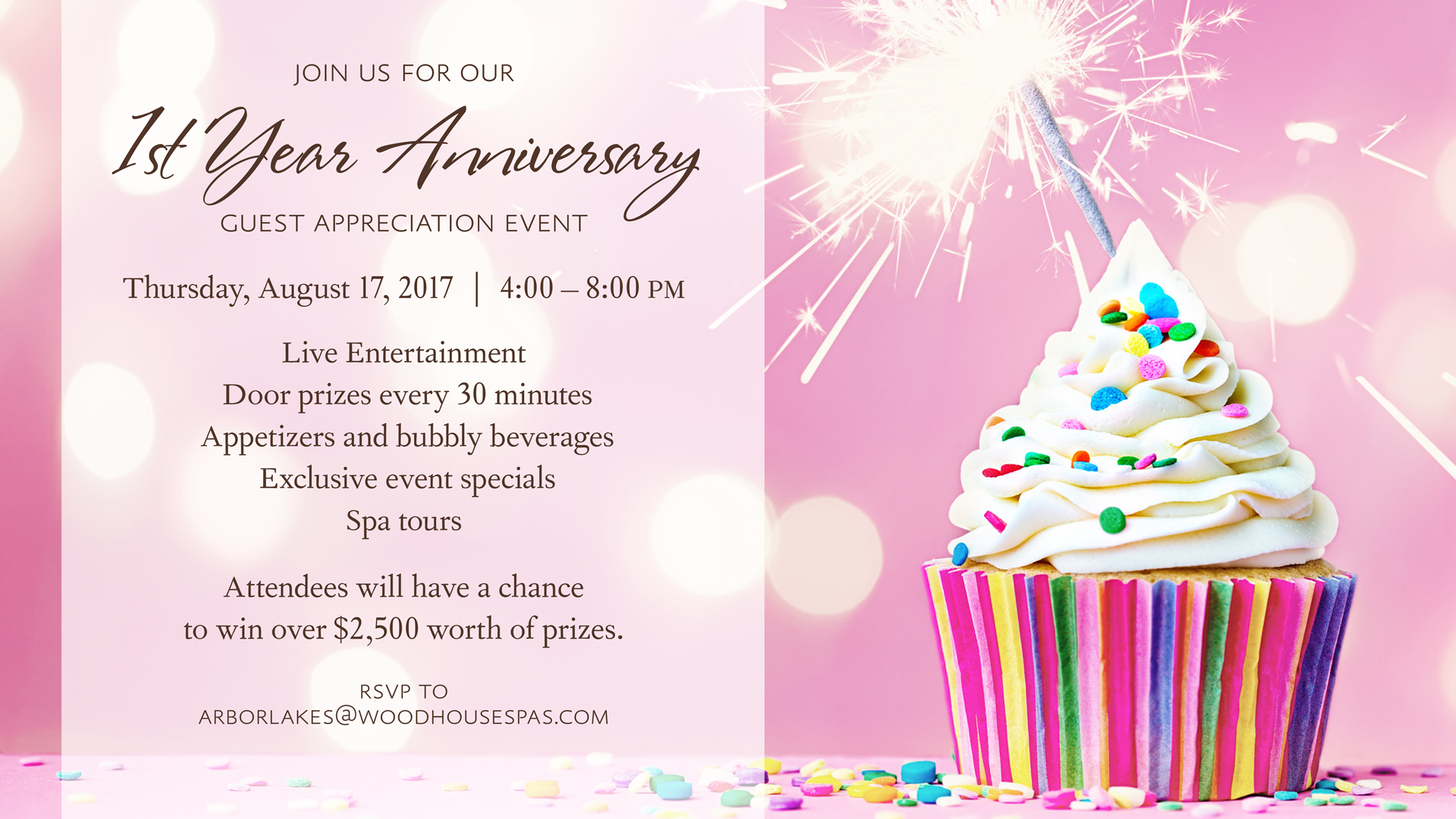 1stanniversary fb event