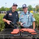 National Night Out Kickoff Party in Maple Grove Aug 1 2017 photo by Wendy Erlien  Maple Grove Voice