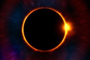 Medium eclipse