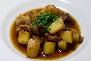 Medium irisih lambe potato stew 2