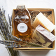 Tea Xotics Lavender Rosemary Bubble Bath, $22+, and El Dorado Hills Soap Company Lavender Artisan Soap, $10 each, at Tea Xotics, 4356 Town Center Boulevard, Suite 112, El Dorado Hills. 916-461-3548, teaxotics.com