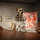 Art Gallery: Bob Rauschenberg Gallery at FSW State College.