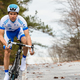 Stephen Clancy has been a professional cyclist for five years, after being diagnosed with diabetes six years ago. (Team Novo Nordisk - Angus Sung)
