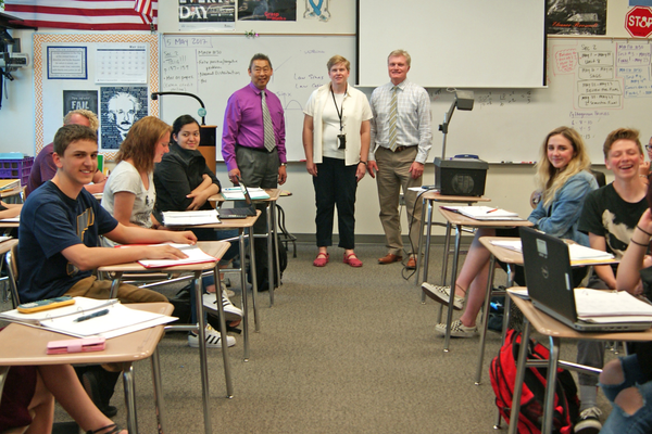 Murray School District honors outstanding teacher, employee | Murray