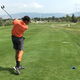 Landon Herndon is back golfing for the Spartans after missing last season due to a back injury. (Andy Hokanson)