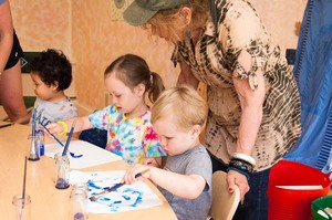 Childrens Art Studio in Norwich A Childs 6 Artist Senses - Sep 05 2017 0731PM