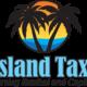 Thumb island taxi logo rgb transparent
