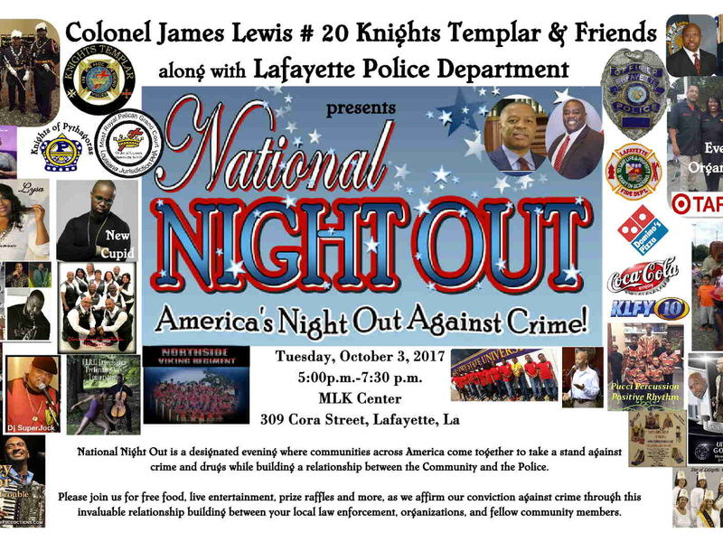 National Night Out Against Crime 2017 | Face Magazine