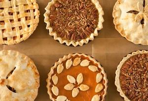 Medium pies
