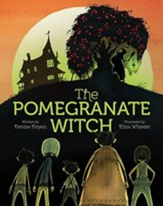 The pomegranate witch 178x225