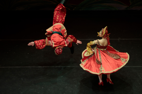 Russian Variation in the Great Russian Nutcracker.