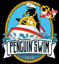 Medium penguin 20swim 20logo