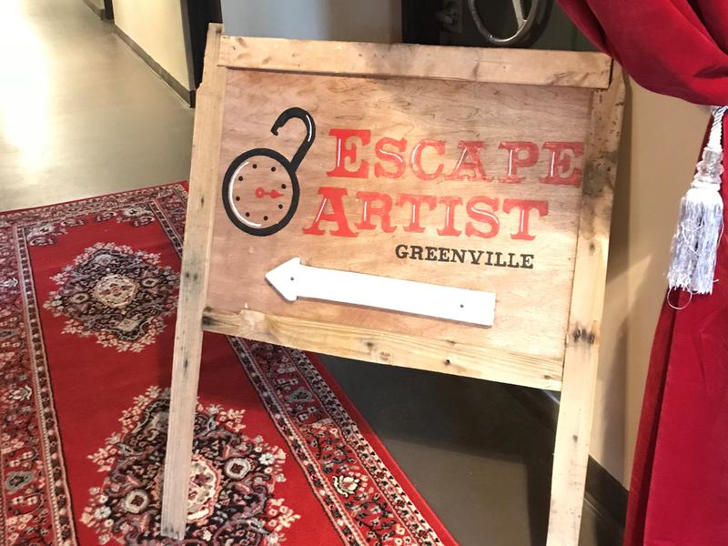 Escape Artist Greenville Announces Expansion | Greenville