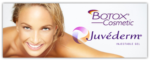 Medium botox juvederm
