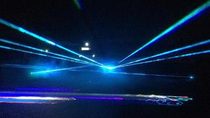 Laser Light Show at Kannapolis Intimidators - start Dec 02 2017 0600PM