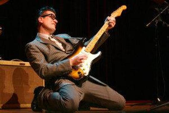 Jonny Rogers Rock-N-Roll Legends of the 50's & 60's