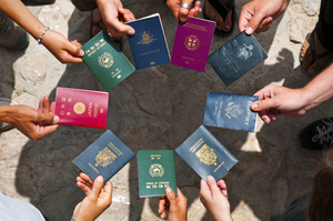 Medium exchange passports