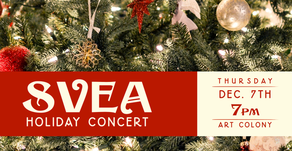 Svea holiday 20concert 202017