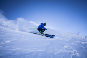 Skiing in the Czech Republic - Dec 06 2017 0611PM