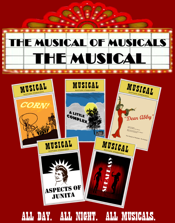 Bootless  musical of musicals