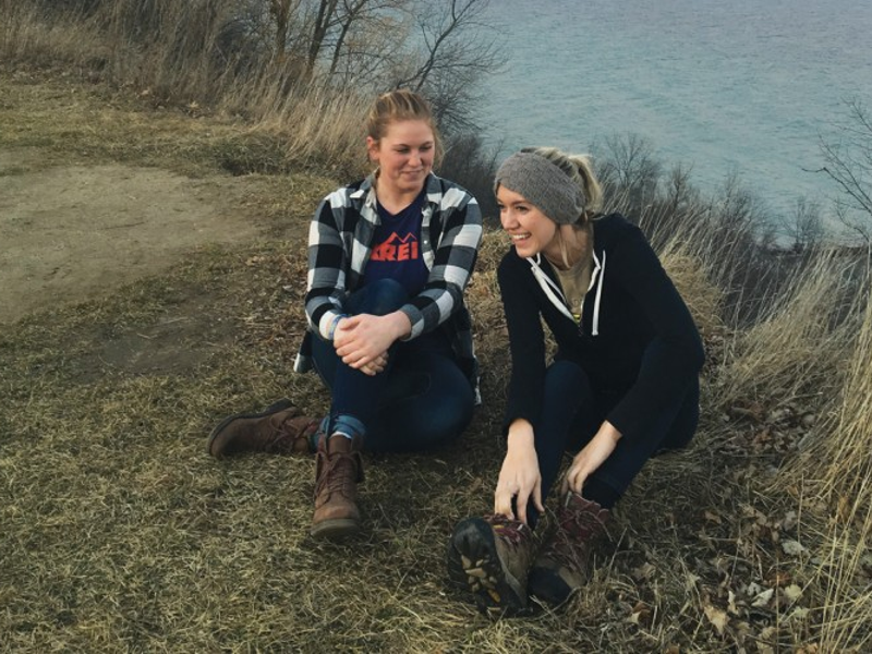 Why these two Milwaukeens hiked all the way to Lake Superior this
