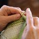 Thumb help yourself to knitting beginning knitting class 2