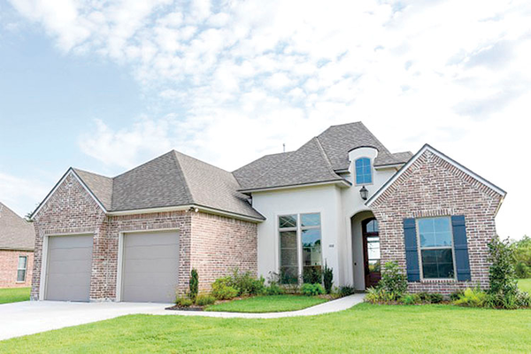 This four-bedroom, three-bath home has 2,269 sq. ft. of living, and is located in Sugarland Estates in New Iberia.