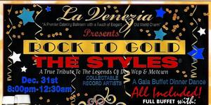 New Years Eve Rock To Gold - start Dec 31 2017 0730PM