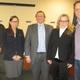 From left Supervisors John Sarro Christine Kimmel Robert McKinstry Julia Lacy and board chairman Richard Hammum