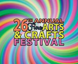 26th Annual Fine Arts and Crafts Festival  - start Jan 19 2018 1200AM