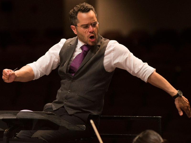 Elgin Symphony Orchestra Music Director Andrew Grams to Lead