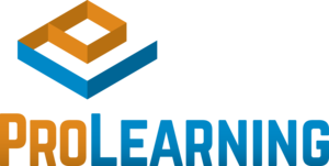 Medium pro learning logo stacked color