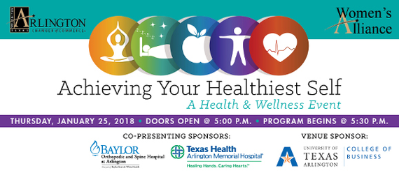 2018 wa health wellness banner