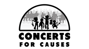Medium concerts for causes logo