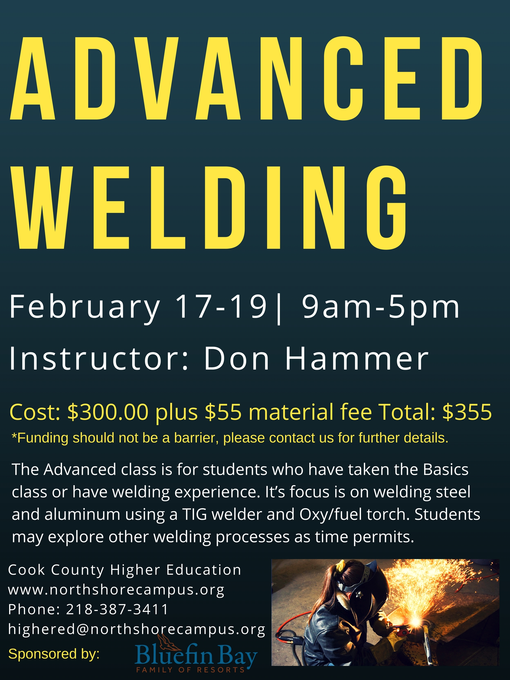 Advanced 20welding