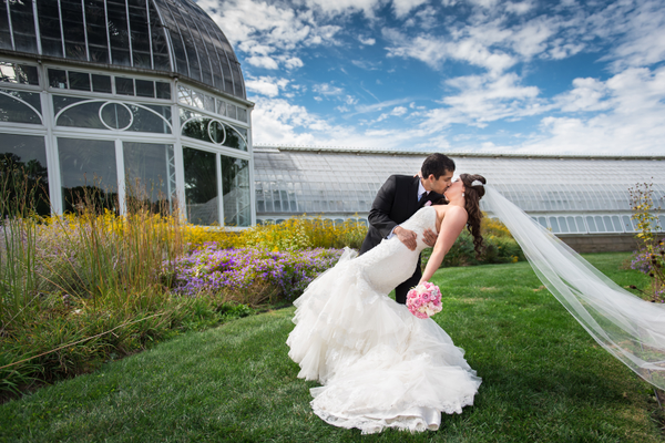 Phipps Conservatory, photo courtesy of Bona Fide Photography