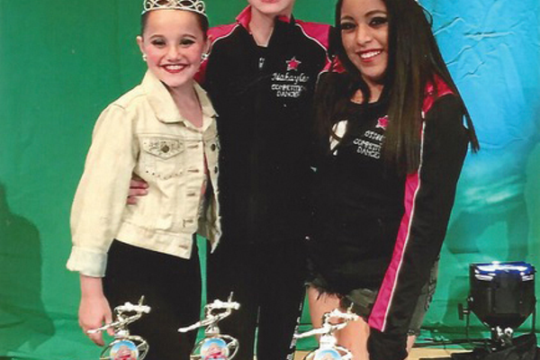 Michele's Dance Center champions